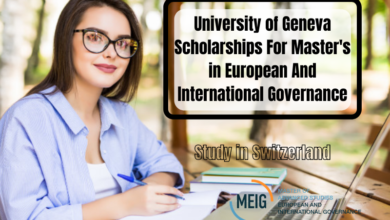 Photo of University of Geneva Genève Scholarships to study in Switzerland 2021